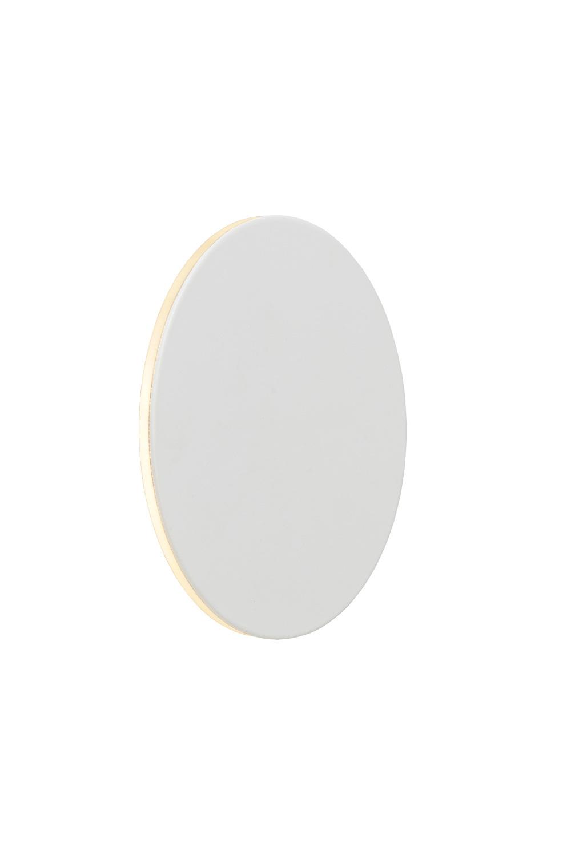 Lucide EKLYPS LED Wandlicht Ø15cm 6W 360LM 3000K Wit