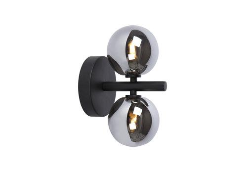 Lucide TYCHO Wandlamp 2xG9 28W Zwart
