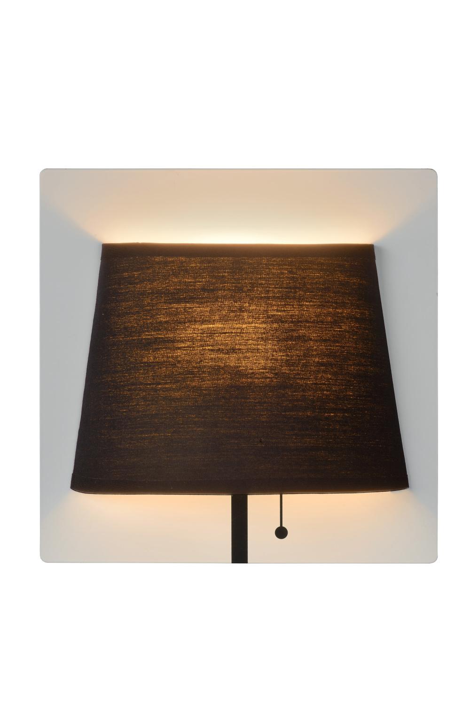Lucide MATEO Wandlicht 2xG9/28W excl 25/10/25cm Zwarte Ka