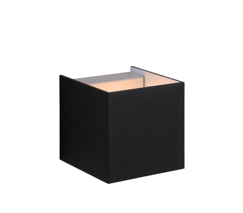 CUBO Wandlicht 1xG9 max 40W Zwart