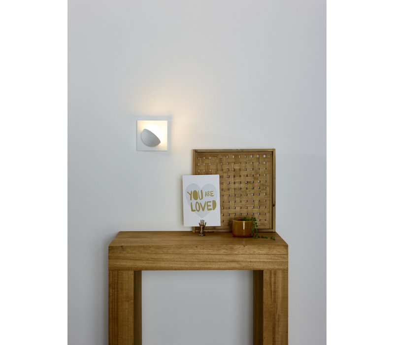 PHIL Wandlicht IP20 LED 4W 11/11/9cm Wit