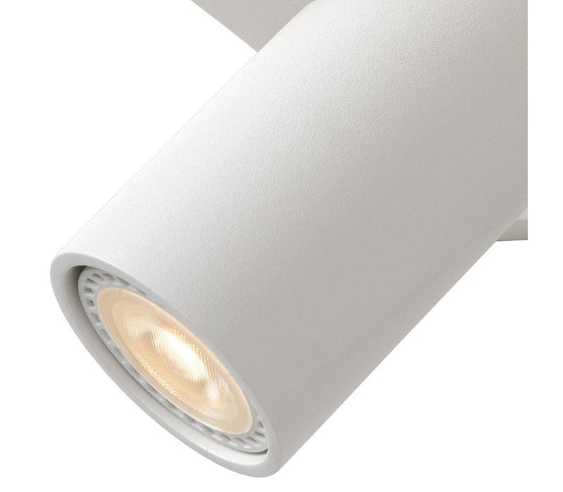 BLYTH Wandlicht GU10 H10-13cm Wit