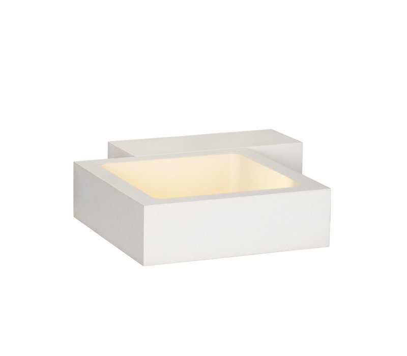 IXX Wandlicht LED 4W 3000K L13.5 W14 H3cm Wit