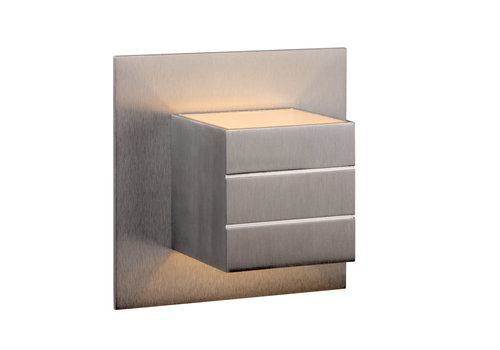 Lucide BOK 69 Wandlicht 1xG9/40W excl. Mat chroom