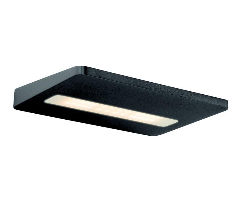 BORO Wandlicht LED 8W AC 2700K Zwart