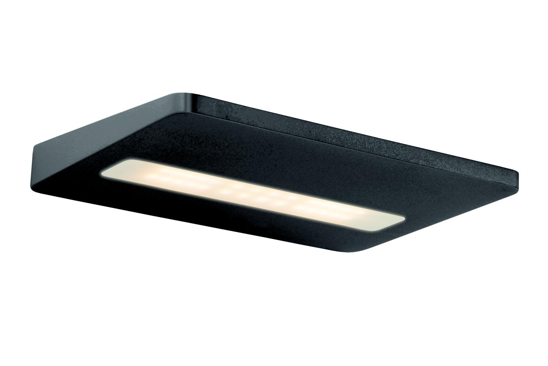 Lucide BORO Wandlicht LED 8W AC 2700K Zwart