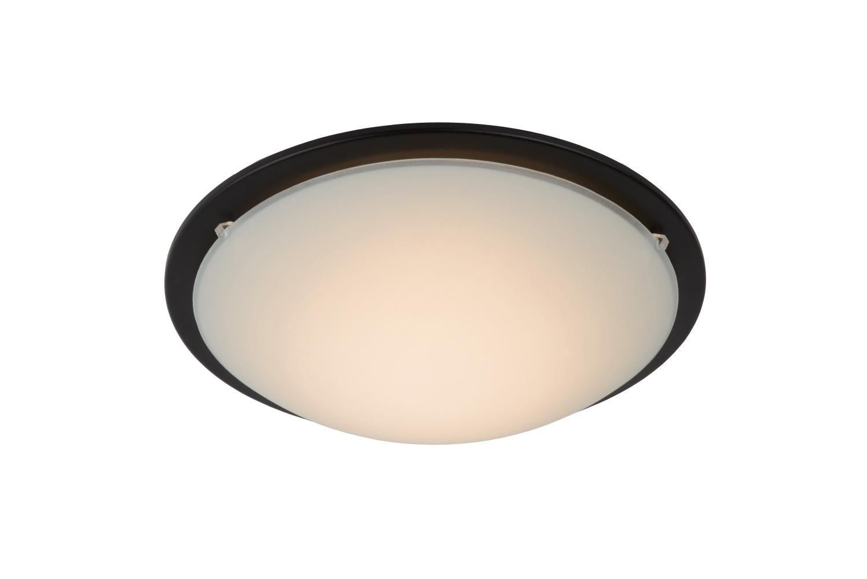 Lucide RUNE Plafondlicht AC LED 8W �27cm Zwart