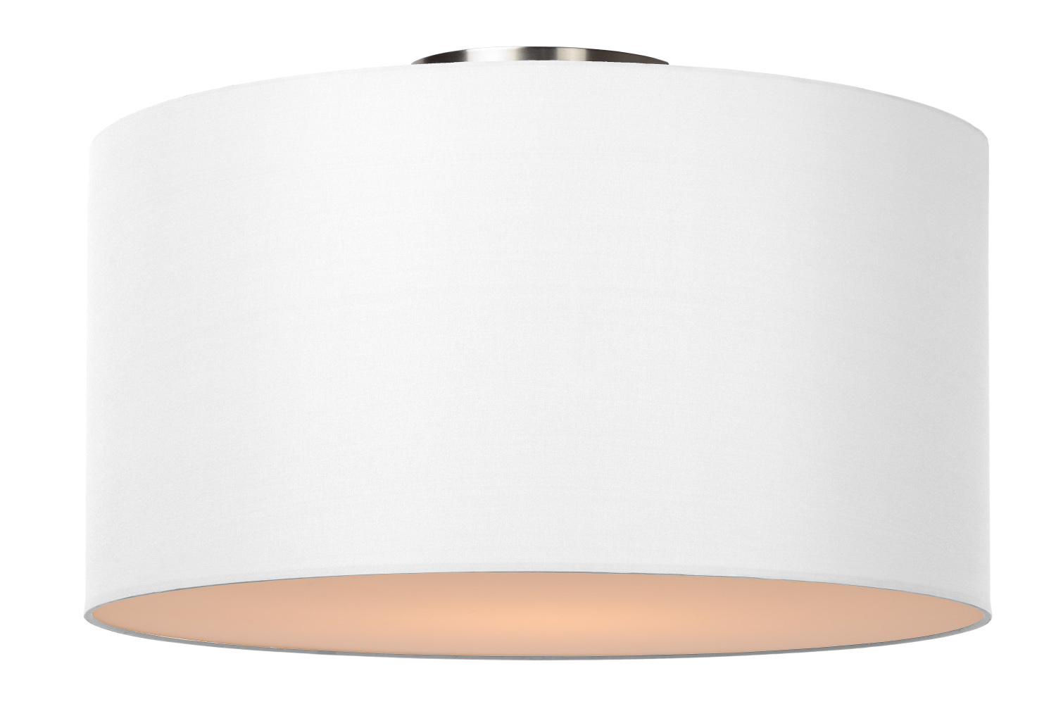 Lucide Plafondlamp Coral groot ei-wit