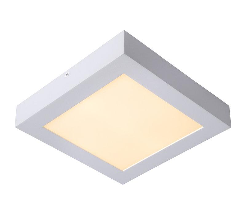 BRICE-LED Plafonnier Dimbaar 22W Vierkant IP40