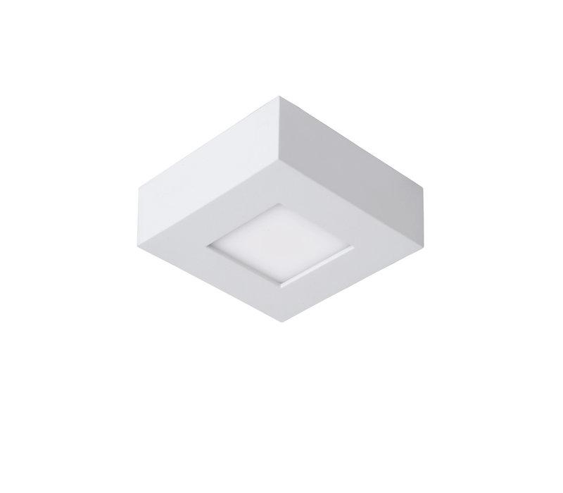 BRICE-LED Plafonnier Dimbaar 8W Vierkant IP40