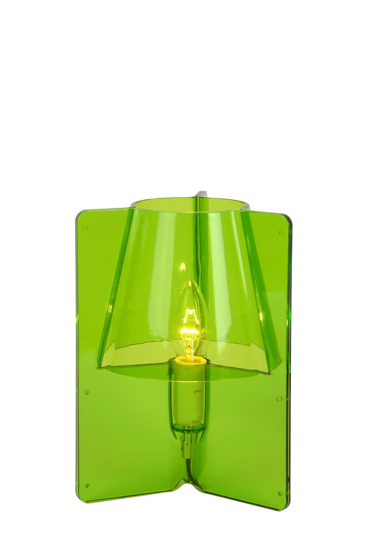 Lucide TRIPLI Tafellamp E14 H25 D20cm Groen