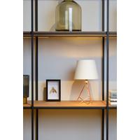 GITTA Tafellamp E14 H30cm Rood Koper