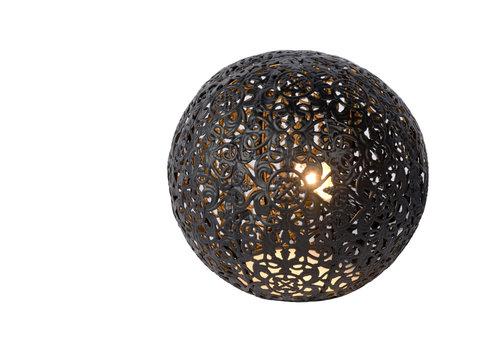 Lucide PAOLO Tafellamp G9/28Wexcl. Ø14.5cm Zwart