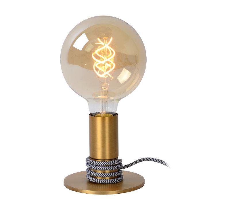 MARIT Tafellamp E27 40W Mat Goud