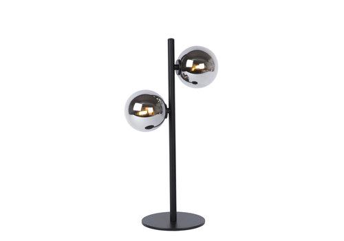 Lucide TYCHO Tafellamp 2xG9 28W Zwart