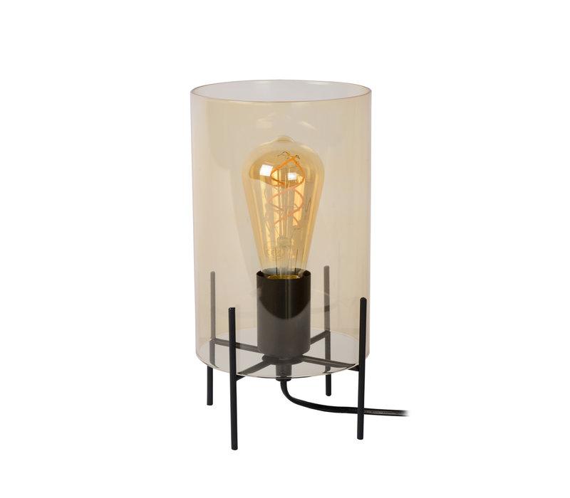 STEFFIE Tafellamp E27/40W H27cm Amber