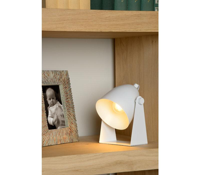 CHAGO Tafellamp E14 13/15/19cm Wit