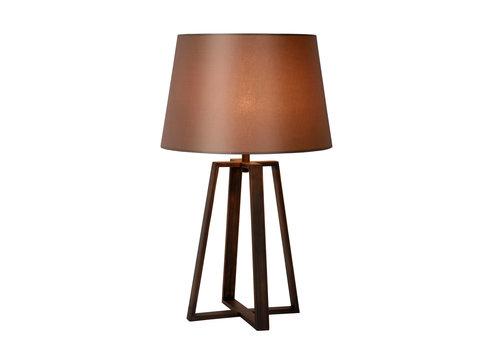 Lucide COFFEE Tafellamp E27 D38 H64cm Roest