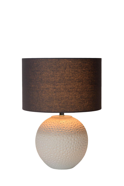 Lucide SALLY Tafellamp E27 H40.5cm Beige