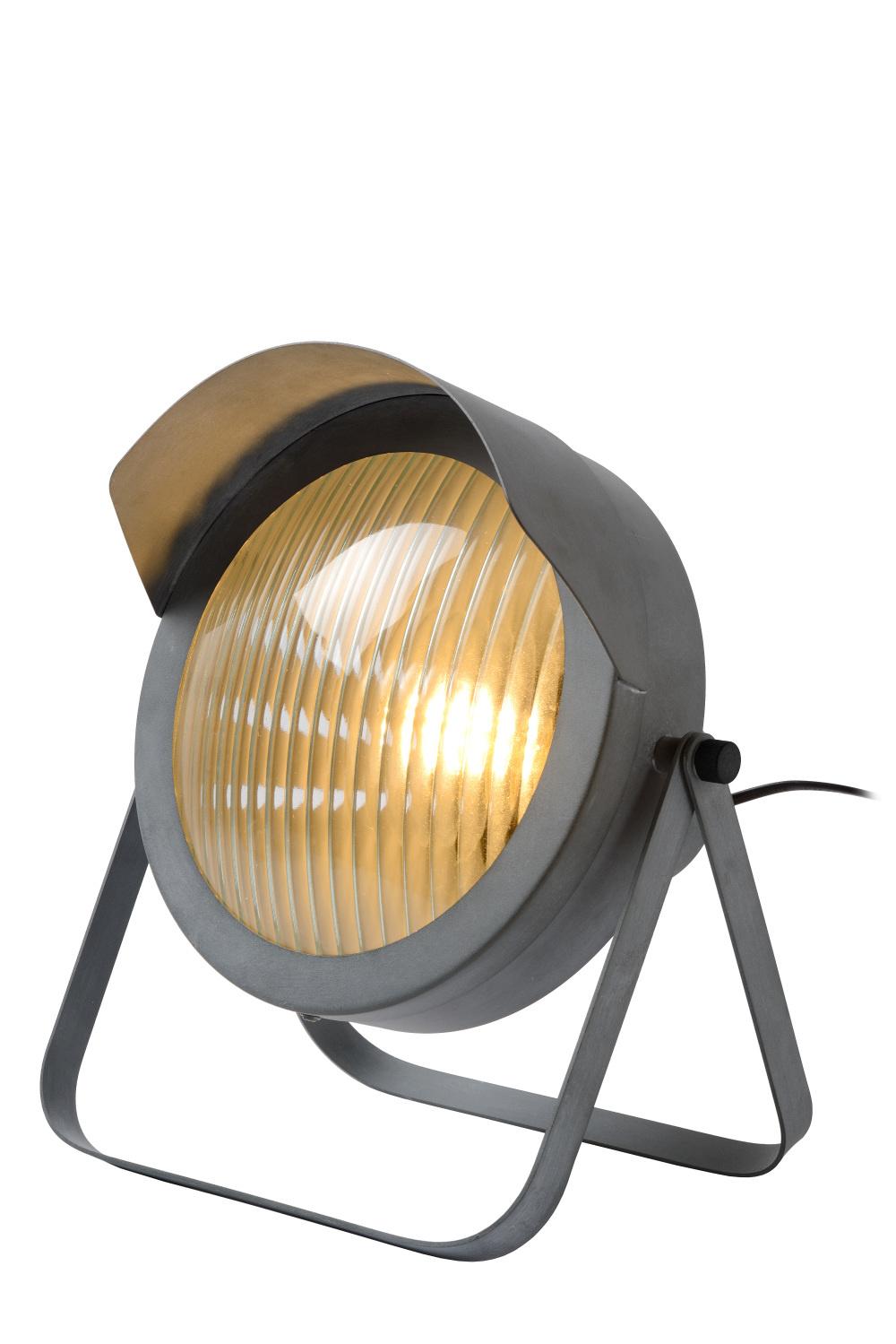 Lucide CICLETA Tafellamp E27/40W Grijs