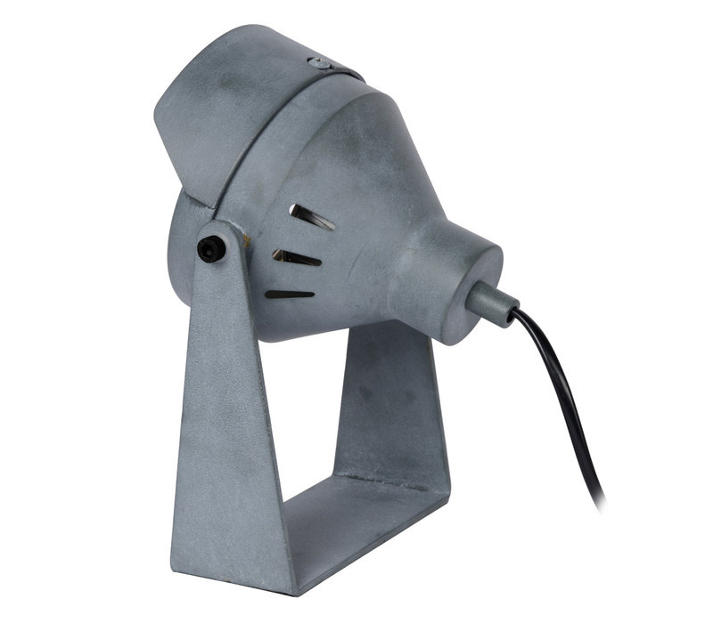 CICLETA Tafellamp Gu10/35W Grijs