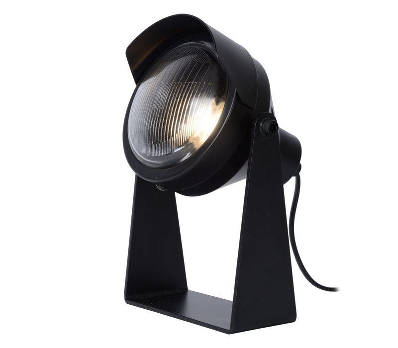 CICLETA Tafellamp Gu10/35W Zwart