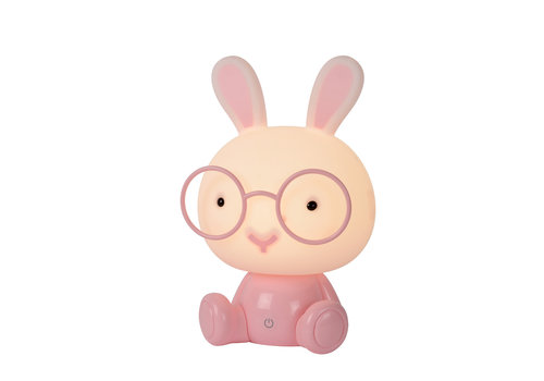 Lucide DODO Rabbit Tafellamp LED 3W H30cm Rose