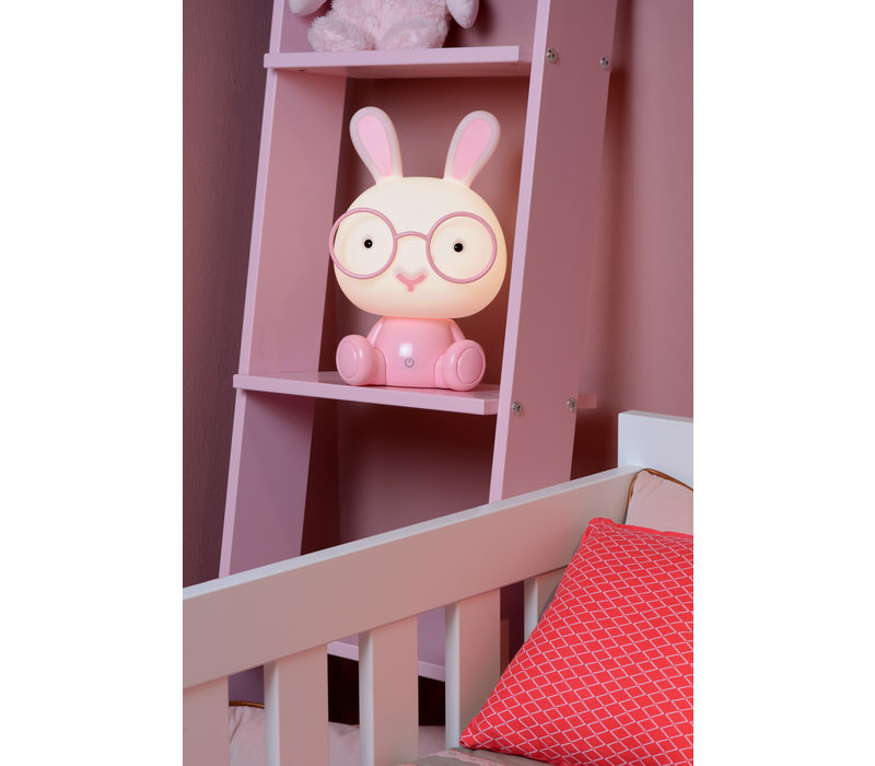 DODO Rabbit Tafellamp LED 3W H30cm Rose