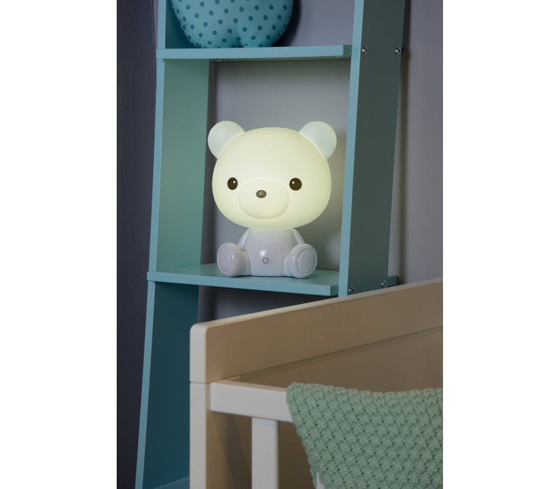 DODO Bear Tafellamp LED 3W H25cm Wit
