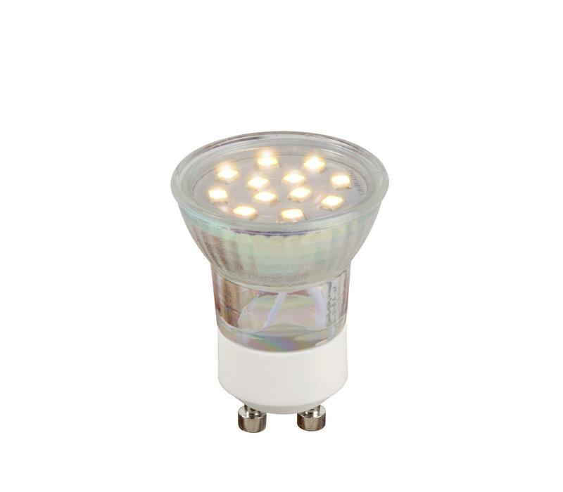 LED Lamp GU10 mini 35mm 2W 140LM 2700K