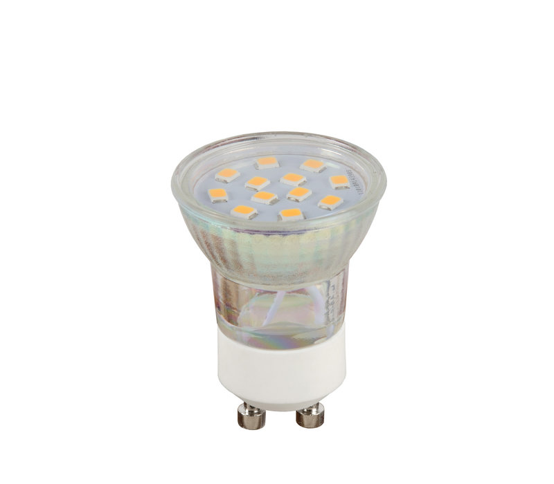 LED Lamp GU10 mini 35mm 2W 140LM 2700K