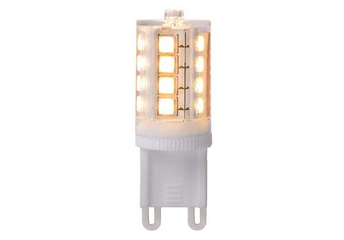 Lucide G9 Led lamp-Wit-LED Dimb.-1xG9-3,5W-2700K