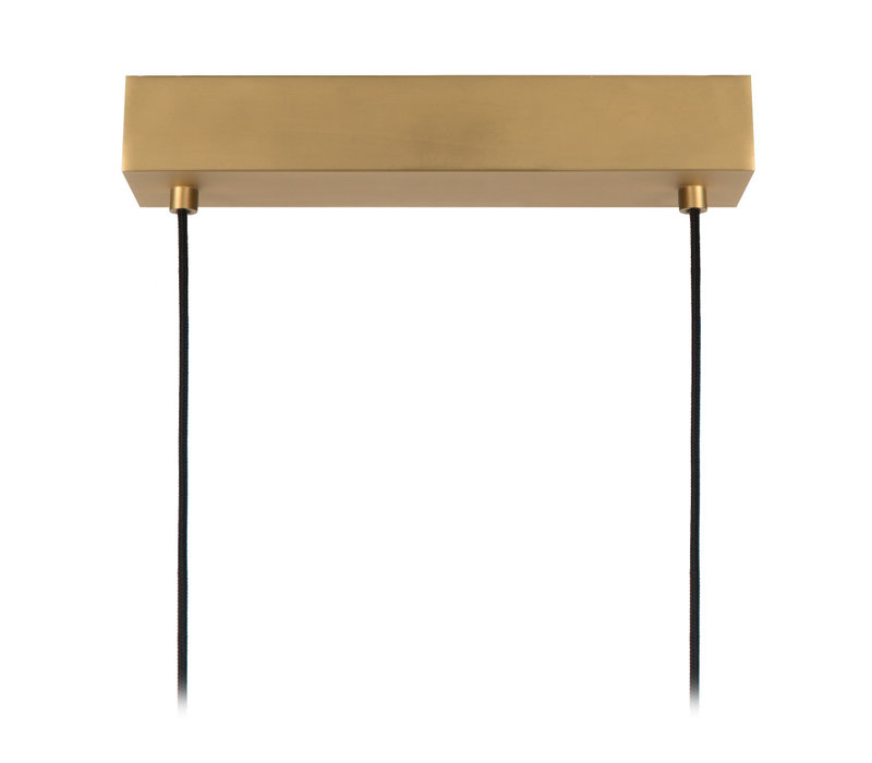 DELANO Hanglamp Led 5x5W Mat Goud