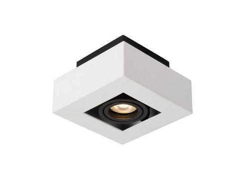 Lucide XIRAX Plafondspot-Wit-LED DTW-1xGU10-5W