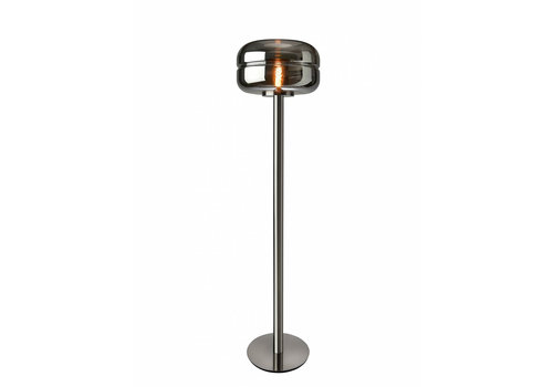 Sompex Vloerlamp Havanna rookglas