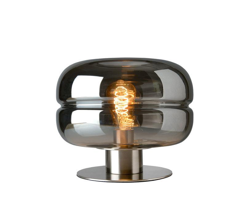 Tafellamp Havanna small rookglas