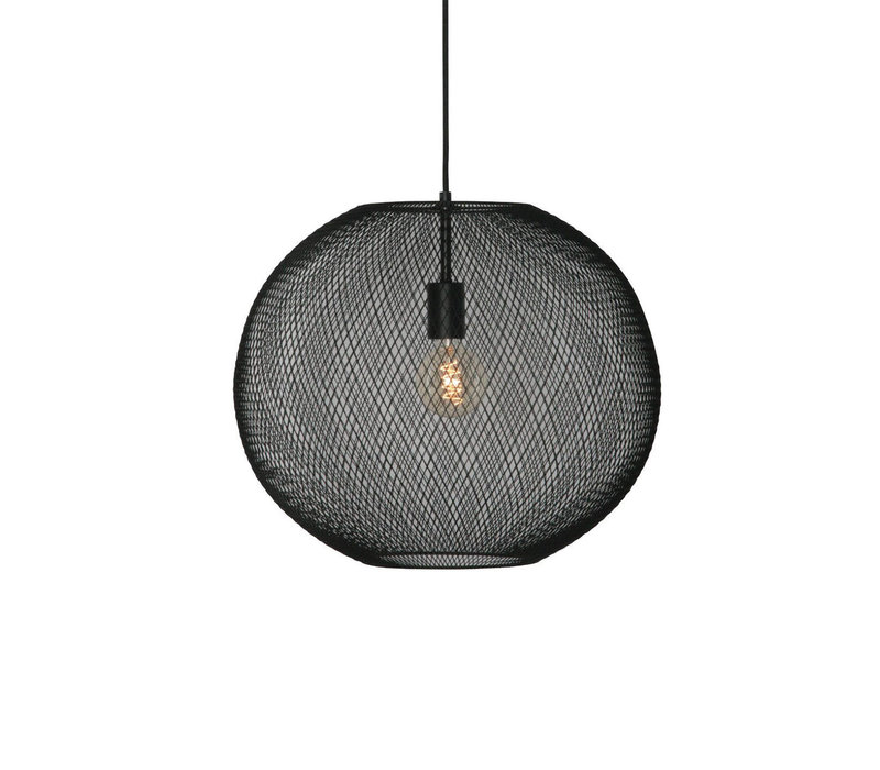 Hanglamp Noa 35 cm zwart