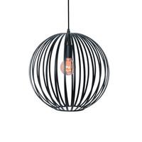 Hanglamp Tres 30 cm zwart