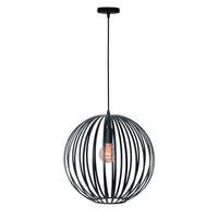 Hanglamp Tres 40 cm zwart
