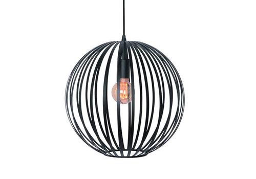 Freelight Hanglamp Tres 40 cm zwart