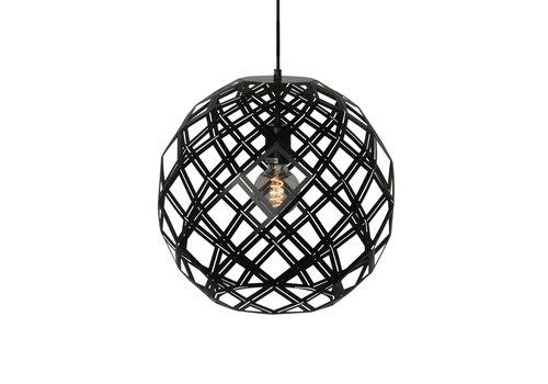 Freelight Hanglamp Emma 30 cm bol zwart