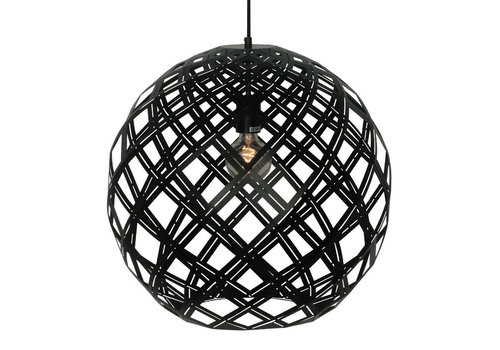 Freelight Hanglamp Emma 50 cm bol zwart