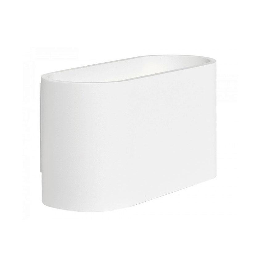 Highlight Wandlamp Oval wit