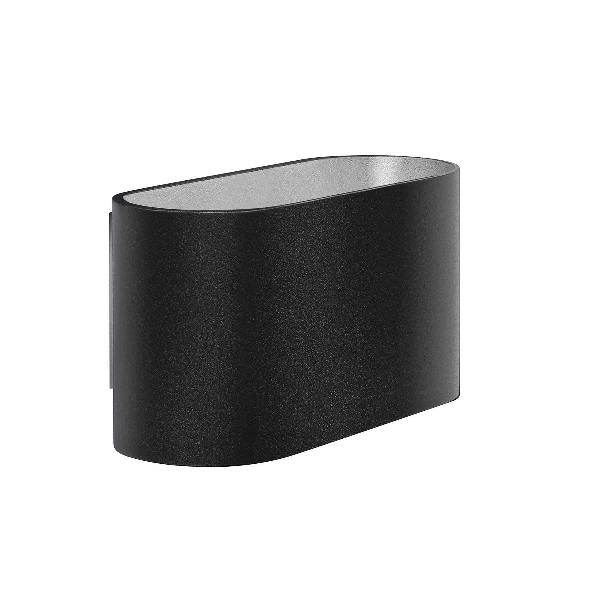 Highlight Wandlamp Oval zwart