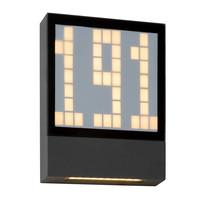 DIGIT Buiten Wandlamp Led 3W/2700K Antraciet