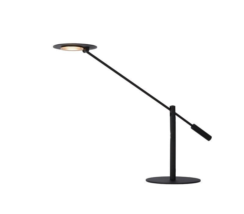 ANSELMO Bureaulamp Led 9W Zwart