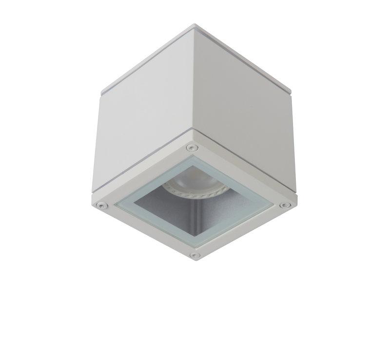 AVEN Plafondspot Vierkant Gu10/50W Wit
