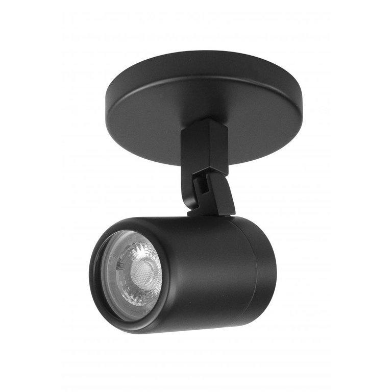 Highlight Spot Rain 1 lichts IP44 zwart