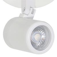 Spot Rain 3 lichts rond IP44 wit