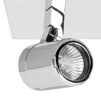 Spot Rain 2 lichts balk IP44 chroom